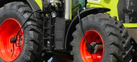 CLAAS invierte en tecnología de control de presión de neumáticos