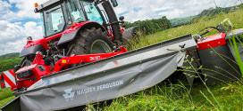 Dos nuevos cortacéspedes de disco montados de Massey Ferguson