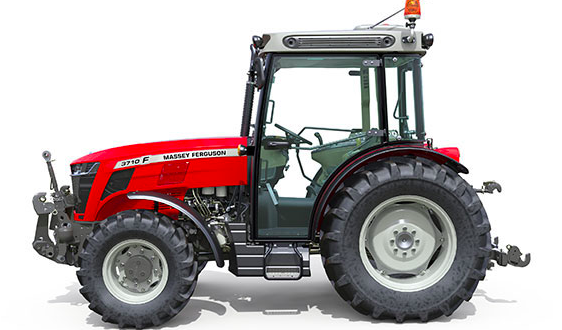 Massey Ferguson lanza la serie MF 3700