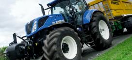 New Holland Agriculture presenta una importante novedad en la Serie T7 LWB