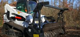 Nuevas desbrozadoras forestales Bobcat con gran par de fuerza