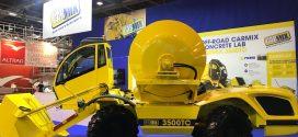 Carmix 3500 TC: el diseño entra la obra