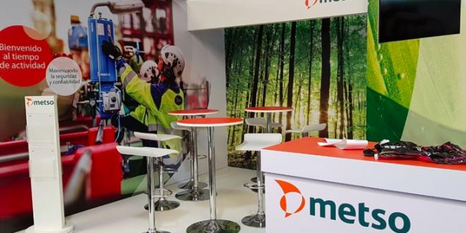 Metso en Expocorma 2017