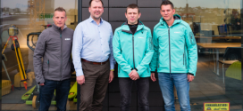 Kobelco se expande en Islandia