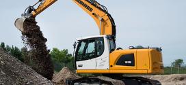 Nueva y versátil excavadora sobre cadenas Liebherr R 918