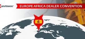 Los distribuidores de Potain de toda Europa y África se reúnen en España