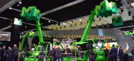 Merlo Deutschland GmbH aprovecha Agritechnica para su 25 aniversario
