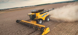 New Holland gana cinco premios ASABE AE50 para 2018