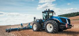 New Holland presenta el tractor T9 Auto CommandTM