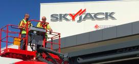 Skyjack aumenta su presencia australiana con un nuevo espacio