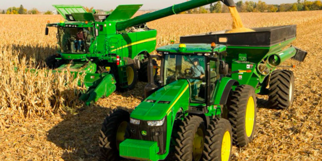 ¿La maquinaria agrícola usada es conveniente? si, gracias a Truck1.es