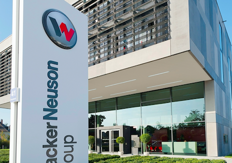 Wacker Neuson Group se mantiene fuerte en el tercer trimestre de 2017