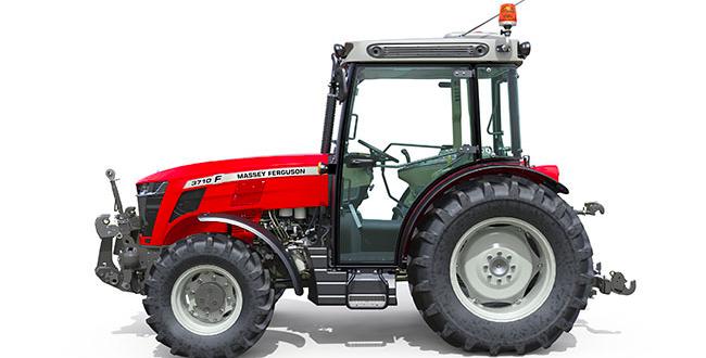 Massey Ferguson presenta la serie MF 3700