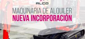 ALCO Grupo anuncia la incorporación de un nuevo producto en su flota