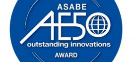 ASABE nombra innovaciones de Case IH y New Holland Agriculture en la lista AE50 2018