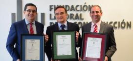 La Fundación Laboral de la Construcción renueva su Certificación de Calidad, Medio Ambiente y Seguridad y Salud otorgada por Aenor