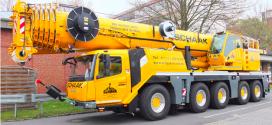 Schaak Kran & Transporte amplía sus capacidades de elevación con una Grove GMK5150L