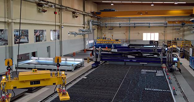 Liebherr-France SAS realiza una inversión de 6 millones de euros en producción