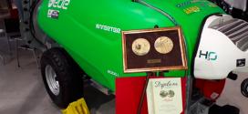 El atomizador Inverter Palmeta H3O de Pulverizadores Fede premiado