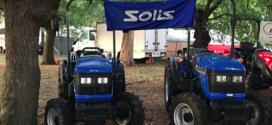AGRIVAMA celebro San Martin con los tractores SOLIS