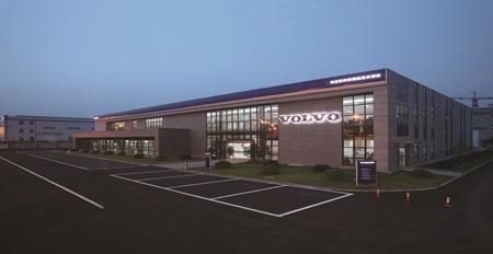 Las ventas de Volvo ce aumentan un 34% en el tercer trimestre