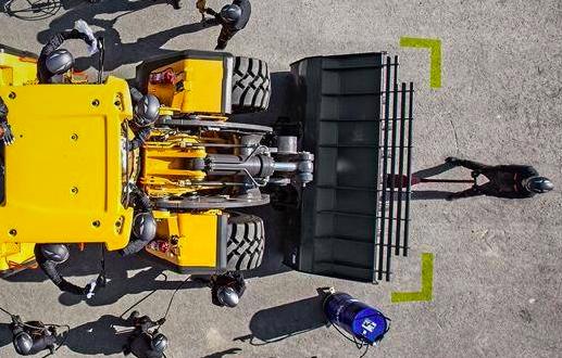 Versión 2.0 de las cargadoras de ruedas VOLVO