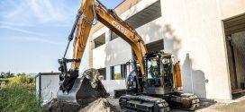 Maniobrabilidad y  eficiencia en la oferta de CASE para el segmento urbano en Intermat