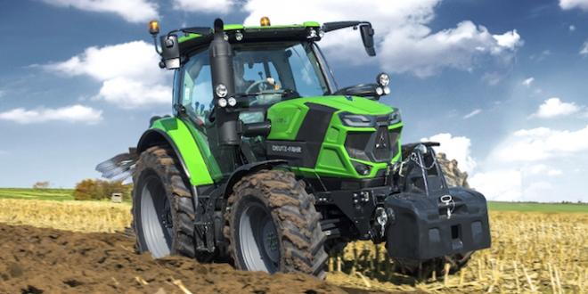 DEUTZ-FAHR presenta seis nuevos modelos compactos de la Serie 6