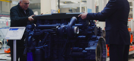 Liebherr y KAMAZ comienzan la producción de nuevos motores diesel