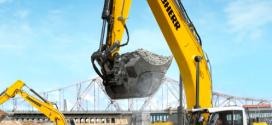 La nueva excavadora sobre orugas Liebherr R 936 Compact se presenta en Intermat 2018