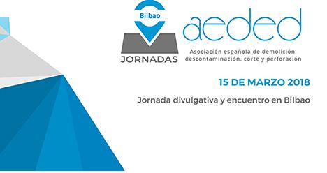 Jornada divulgativa y encuentro de AEDED en Bilbao