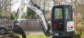 Nuevas excavadoras compactas Bobcat en Intermat