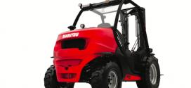 La nueva MLA-T para trabajos agrícolas, protagonista del stand de Manitou en FIMA