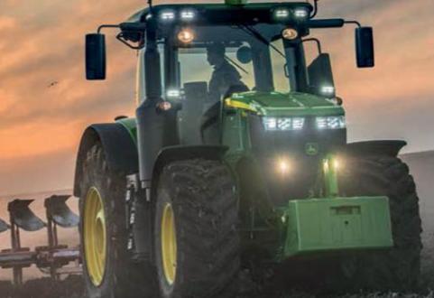 John Deere hace balance y presenta los resultados del cuarto trimestre