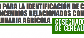 Jornada Técnica sobre identificación de causas de incendios relacionados con el uso de maquinaria agrícola