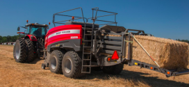 Massey Ferguson presenta la empacadora 2370 Ultra High Density