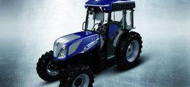 New Holland presenta el tractor autónomo T4.110F NHDrive