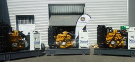 Grupo Casli presenta la nueva gama industrial de generadores diesel con motor JOHN DEERE