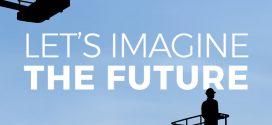 """Haulotte en Intermat con su lema """"Imaginemos el futuro"""""""