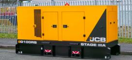 JCB Power Products en Executive Hire Show 2018