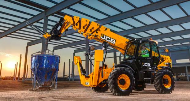 JCB nombra un nuevo distribuidor en Irlanda del Norte
