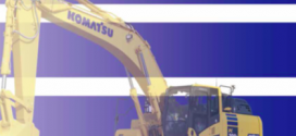 Komatsu Ltd. anuncia sus resultados comerciales