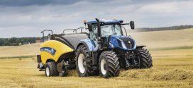 New Holland  expondrá el T7 Heavy Duty en FIMA