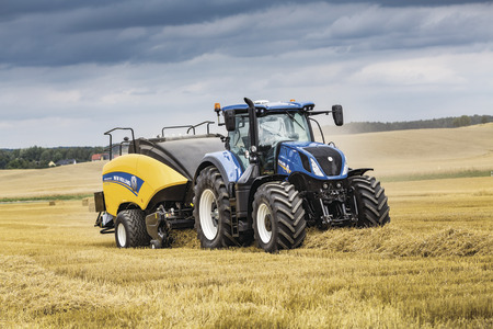 New Holland  expondrá el T7 Heavy Duty en FIMA