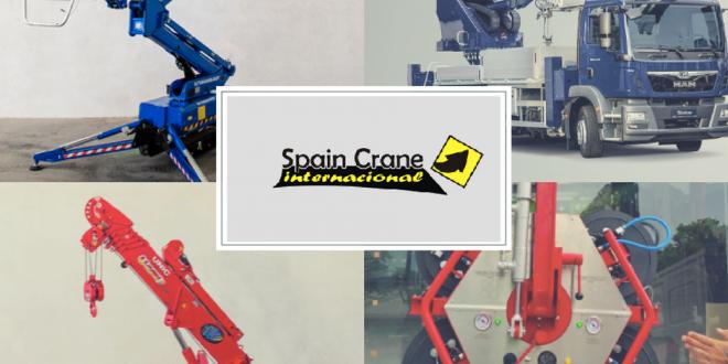 Spain Crane, especialista en trabajos muy precisos en espacios reducidos