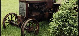 Los datos más significativos del informe de Inscripción de tractores