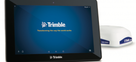 Nueva pantalla Trimble GFX-750