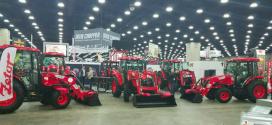 ZETOR presenta nuevos tractores y  diseño para América del Norte
