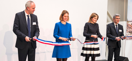 Liebherr abre nuevas instalaciones en el sureste de Francia