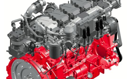 El  DEUTZ TCD 9.0 nombrado motor DIESEL DEL AÑO